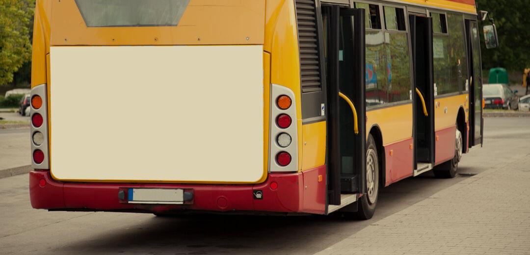 サービス交通広告写真